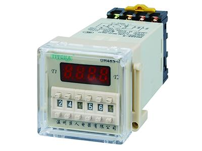DH48S Digital Display Time Delay Relay