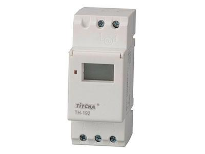 TH-192/292 Digital Time Switches